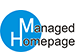 Managed Homepage